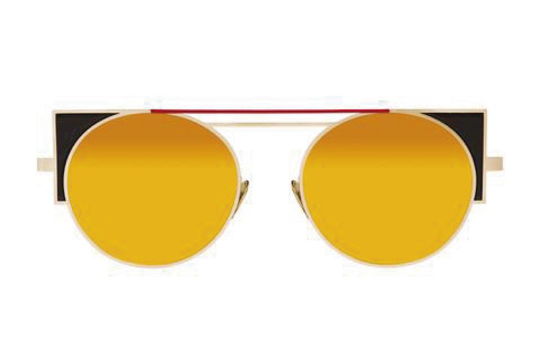 Gafas de sol redondas para mujer | Marta Montoya