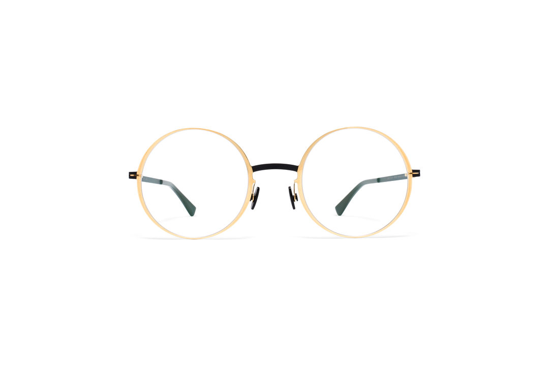 Gafas en dorado Mykita modelo Vilde