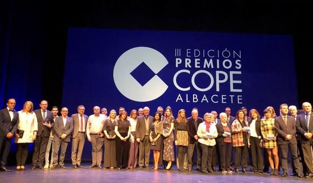 Premios Cope Albacete 2018