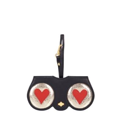 Funda para gafas diseño corazón