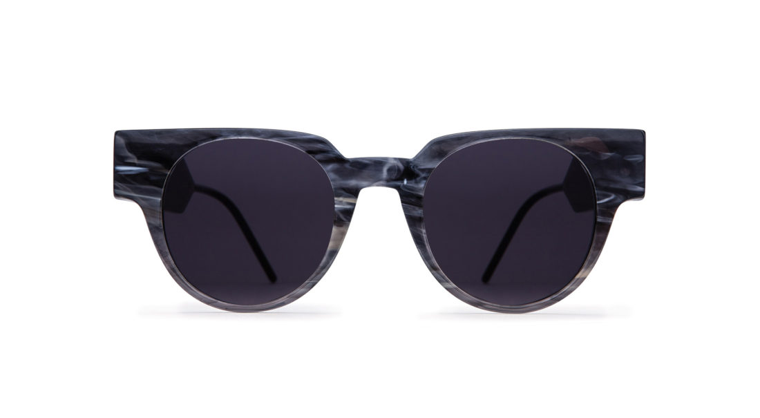 Gafas EMANUEL Marca SOYA color negro metálico