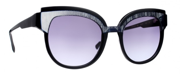 Gafas de sol Caroline Abram Modelo Beverly Color Negro