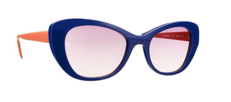 Gafas Caroline Abram Modelo Murielle Color Azul | Marta Montoya