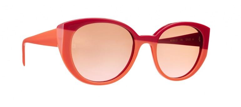 Gafas de sol Caroline Abram Modelo Murielle Rojo