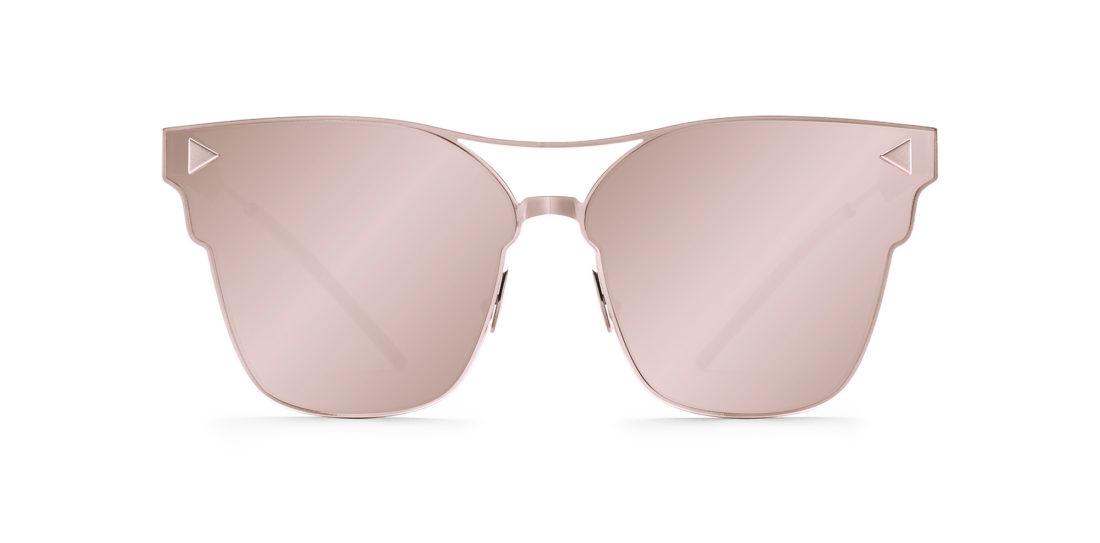 Gafas de sol marca SOYA color rosa | Modelo Feline