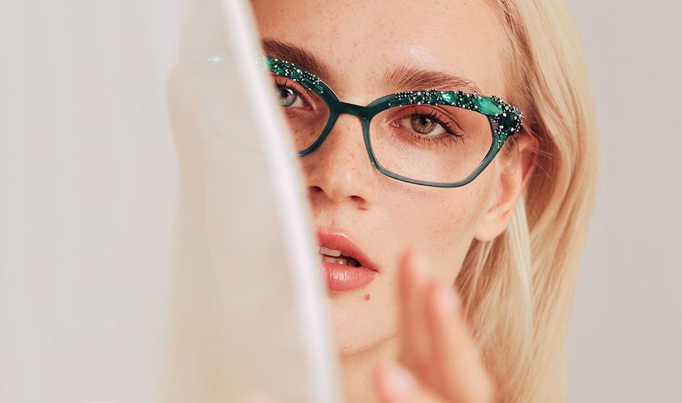 Cristales de gafas de vista | Marta Montoya