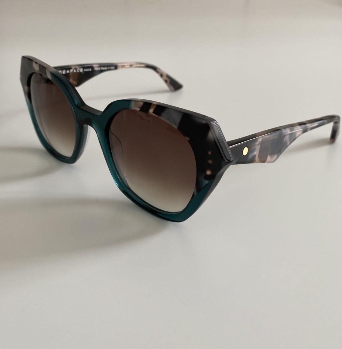 Gafas de sol a la venta