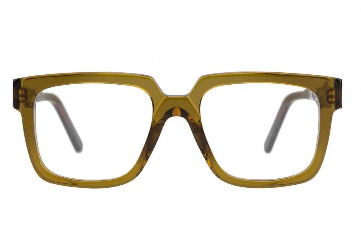 Gafas de ver marca Kuboraum | Modelo K3 Color Miel