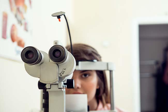 Revisión de la vista para niños | Marta Montoya Óptica