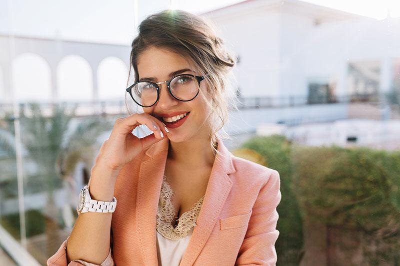 ventajas de usar gafas de vista exclusivas