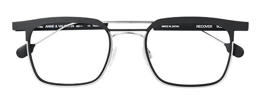 Gafas de ver color negro Anne et Valentin | Modelo Recover