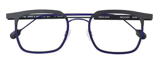 Gafas Anne et Valentin Modelo Recover colo azul