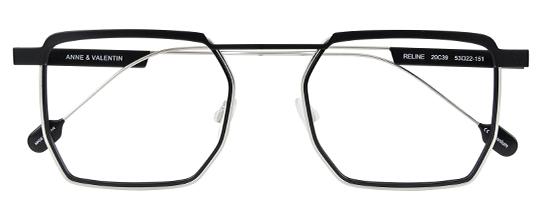 Gafas de ver | Anne et Valentin modelo Reline Negro