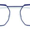 Gafas de vista Anne et Valentin Modelo Reline Azul | Marta Montoya