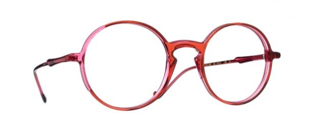 Caroline Abram modelo Cecile Naranja | Gafas de ver