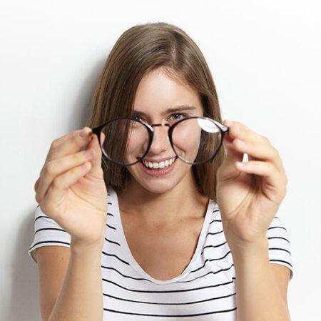Graduación gafas de ver | Marta Montoya